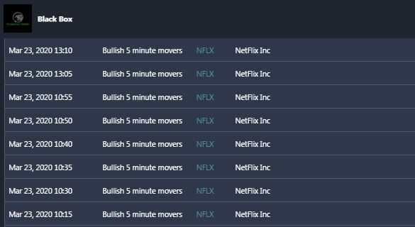 Breaking Down $NFLX and